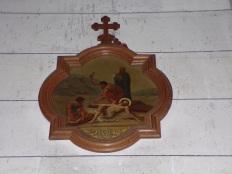 Eglise Saint Antoine - Le chemin de croix (28 janvier 2017)