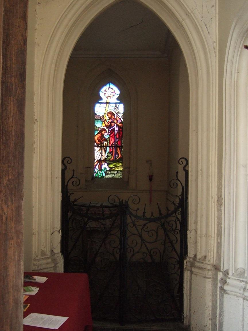 L'église Saint-Jacques (8 octobre 2015)