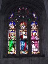 Eglise Saint-Jacques – Les vitraux 'Ego sum via veritas vita' (12 février 2019)