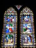 rue Aristide Briand - L'église Saint-Léger - Des vitraux (03 juillet 2015)