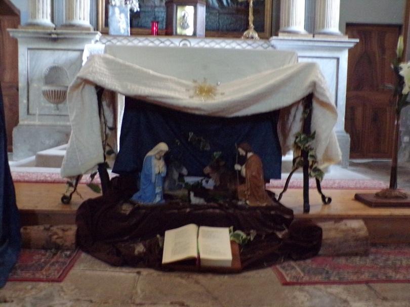 Cognac - L'église Saint-Martin (1 décembre 2016)