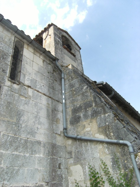 Église Sainte-Marie-Madeleine de Crouin (16 juillet 2015)