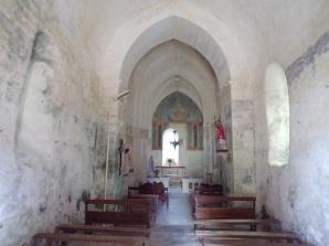Graves-Saint-Amant - L'église Saint-Martin - Vue de l'entrée (18 août 2016)
