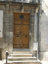 Hôtel, 1 rue de Lusignan (15 juillet 2015)