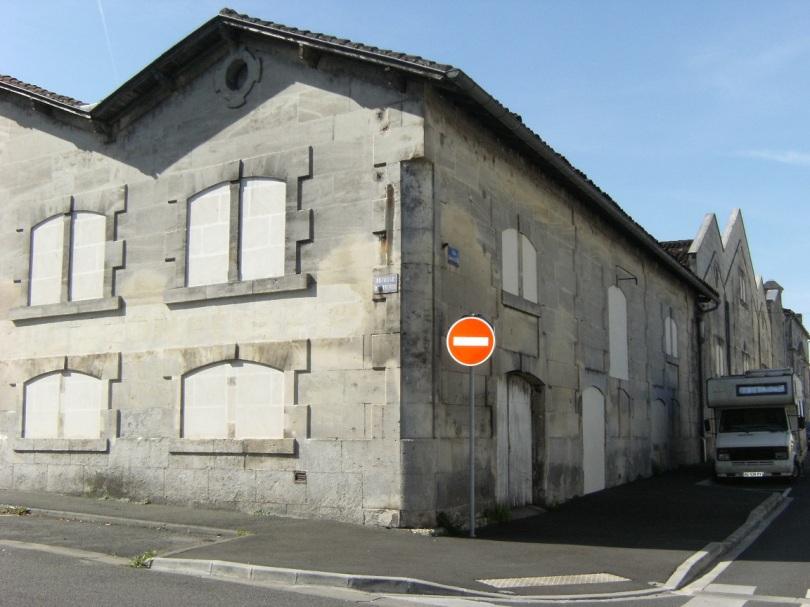 Hôtel, 46 à 60 avenue Maréchal Leclerc (13 juillet 2015)