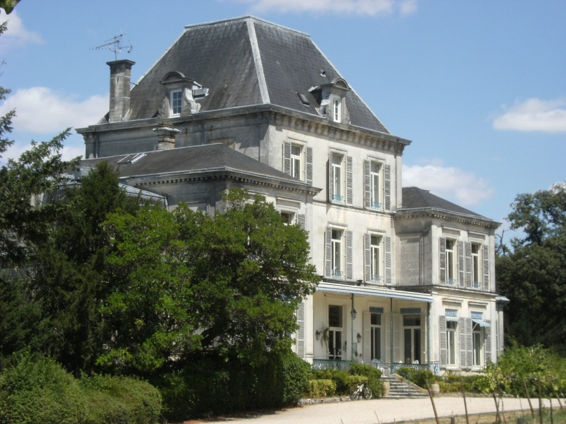 Hôtel de Négociant, 90-104 rue Robert Daugas (30 juillet 2015)