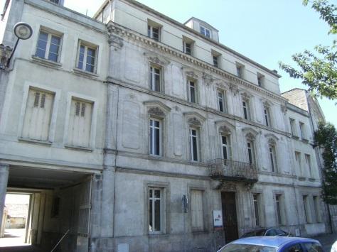 Hôtel, Edifice Commercial de Négociant, 4 rue de Segonzac (6 août 2015)