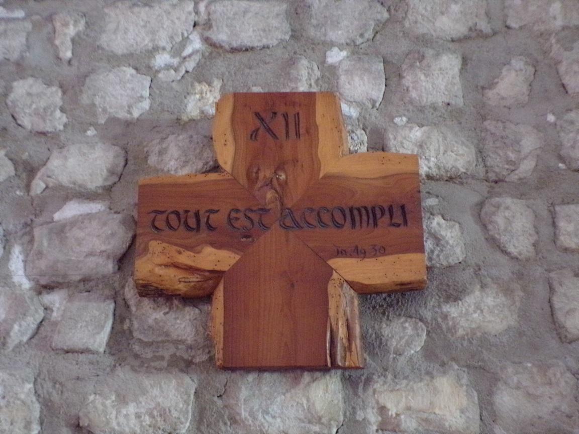 Jarnac - L'église Saint-Pierre - Le chemin de croix (21 septembre 2016)