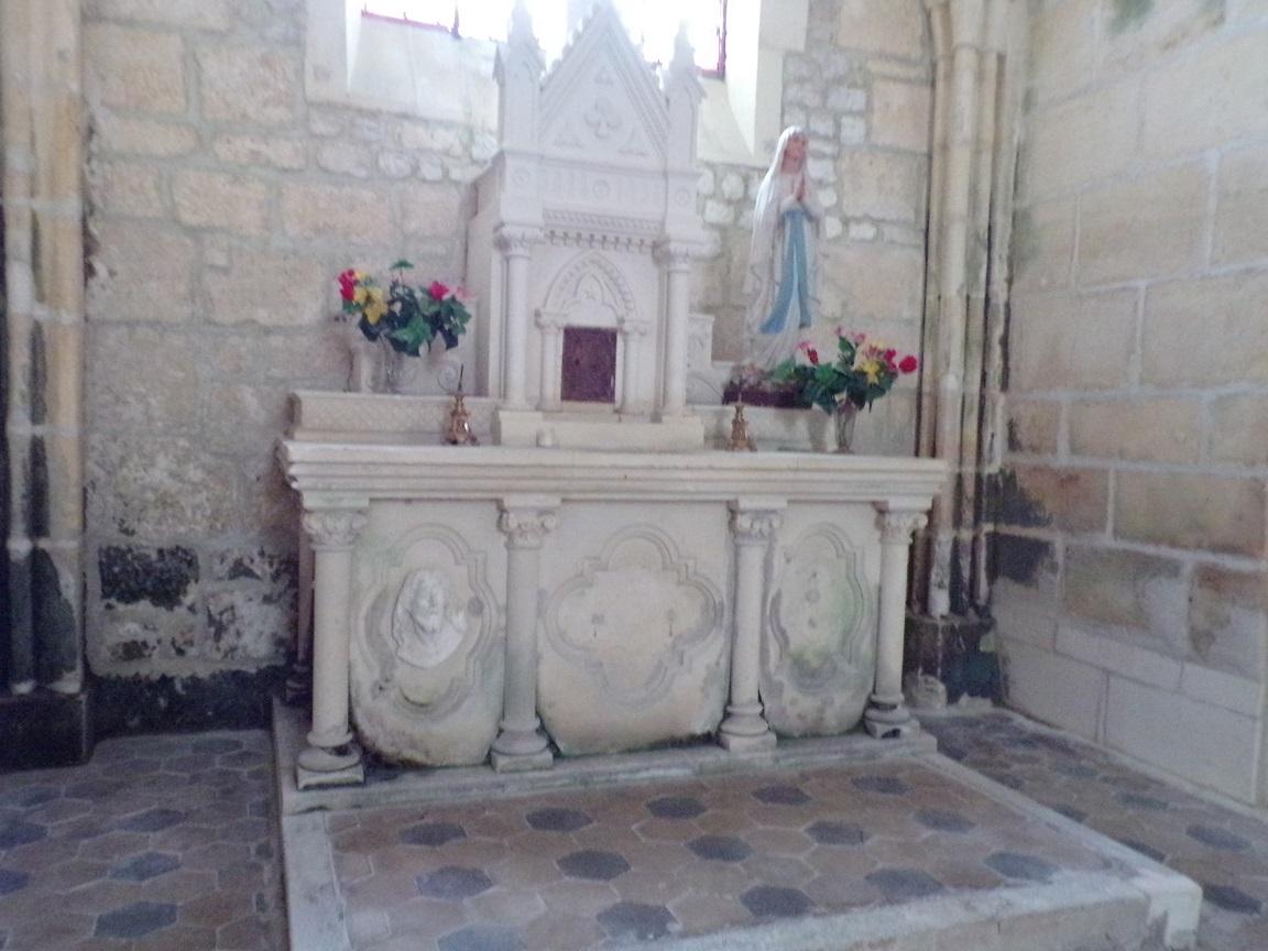 Juillac-le-Coq - L'église Saint-Martin (18 septembre 2016)