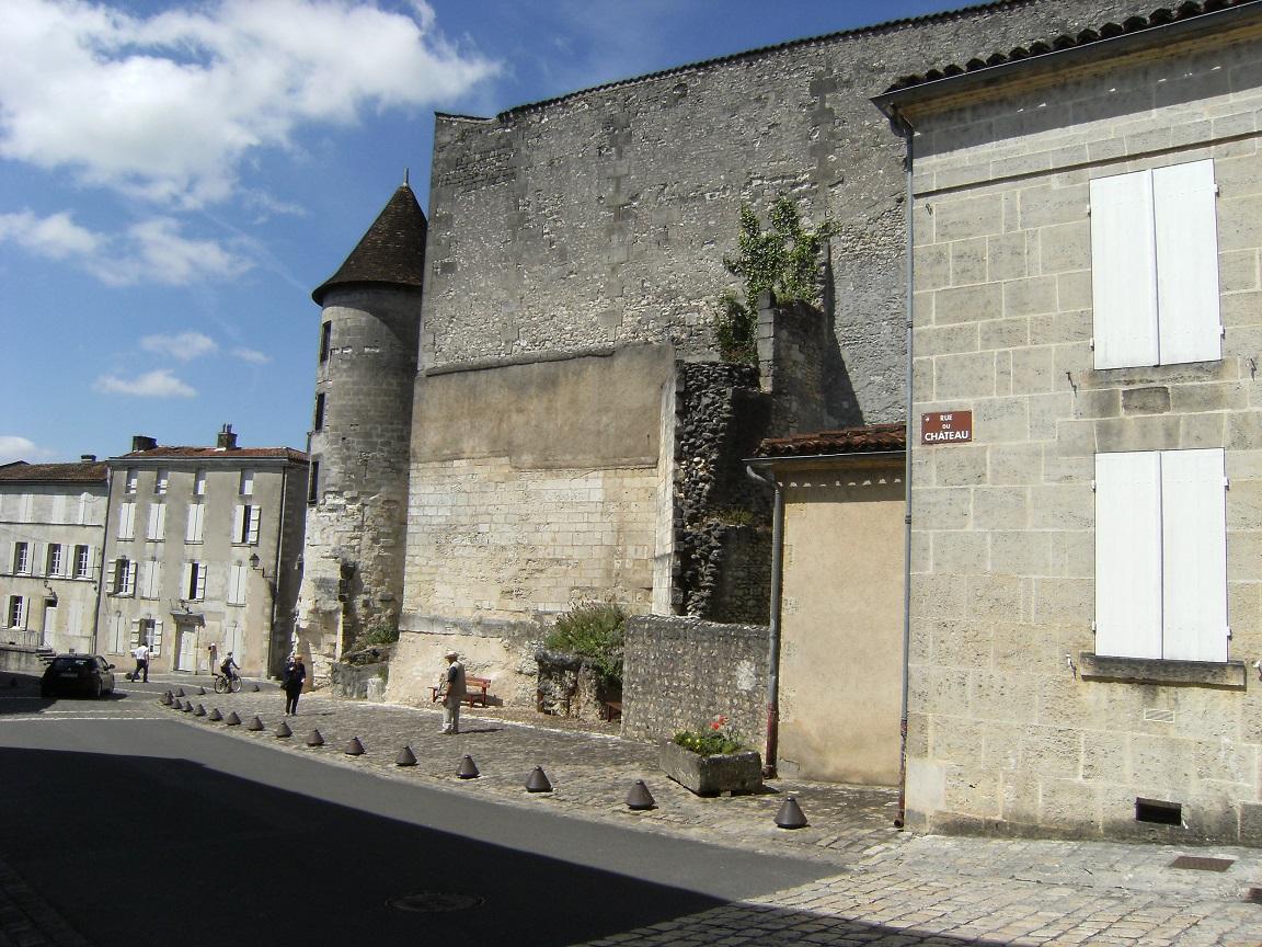 Le Château François 1er (27 mars 2015)
