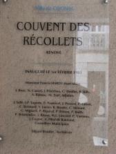 Le couvent des Récollets (20 mars 2015)