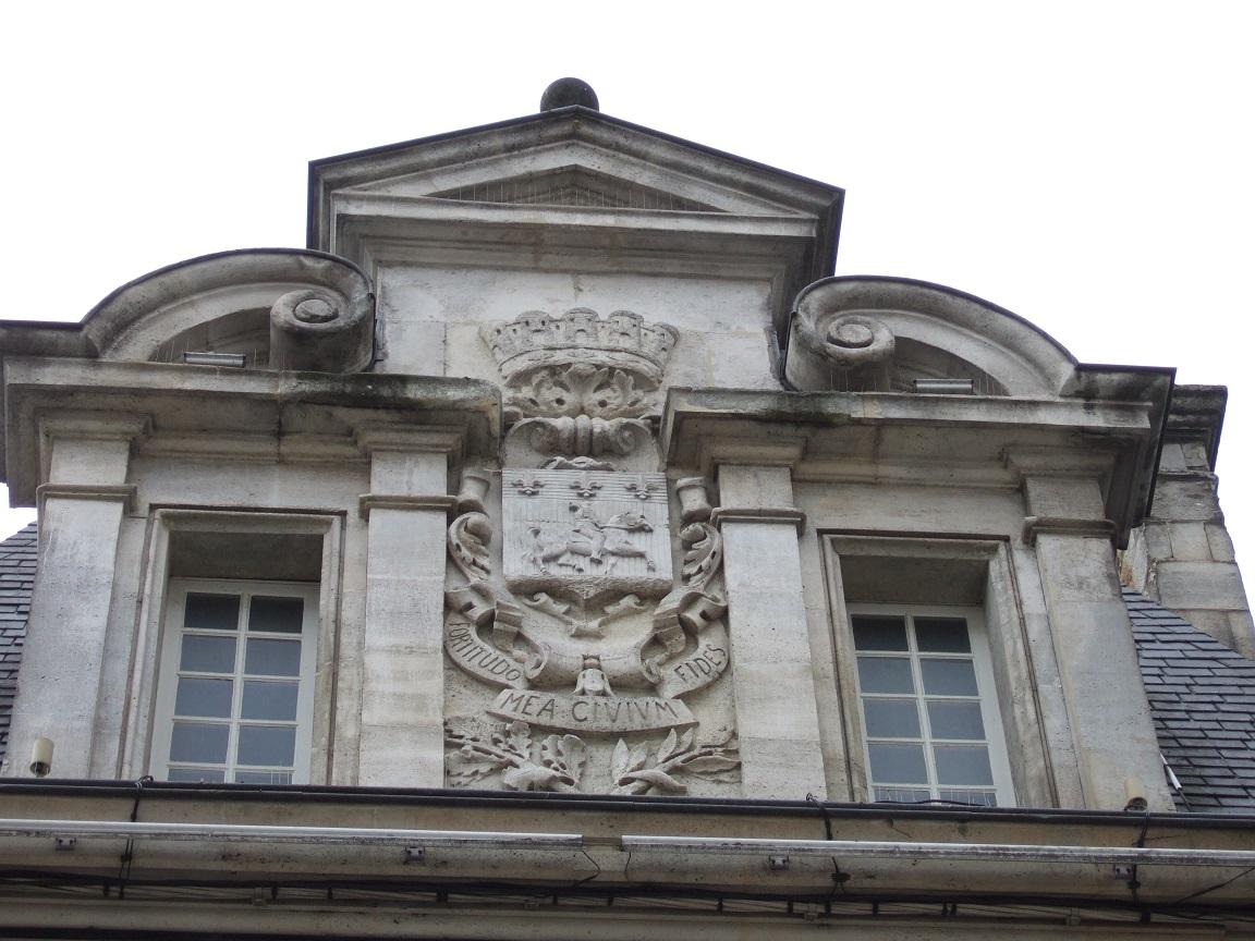 Le Couvent des Récollets - rue d'Angoulême (25 octobre 2015)