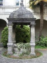 Le couvent des Récollets - Le puits (20 mars 2015)