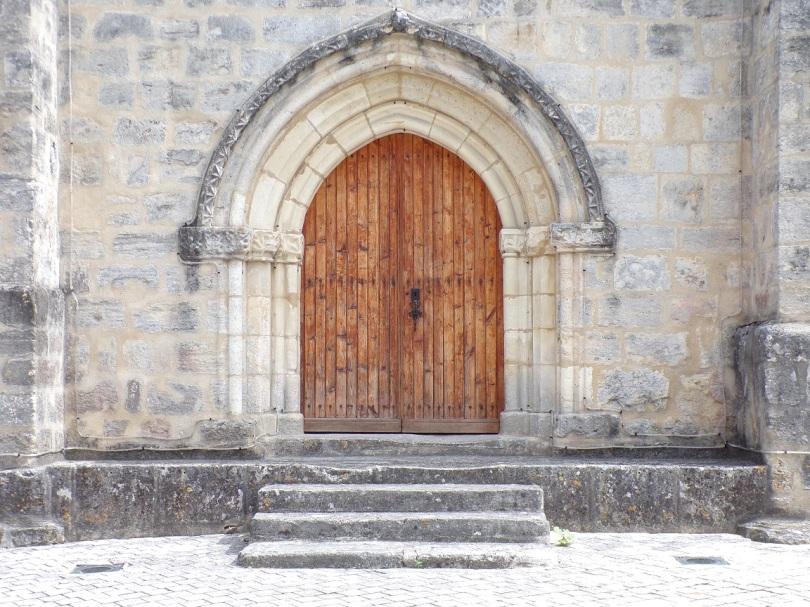 Mesnac - L'église Saint-Pierre (4 septembre 2016)