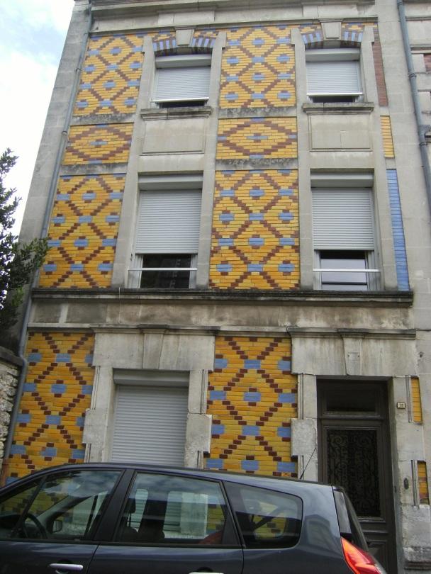 Lotissement concerté (6 maisons) dite Cité Maître, 11-13 rue Henri-Fichon (31 juillet 2015)