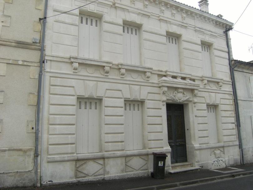 Maison, 14 rue Marguerite de Navarre (20 juillet 2015)