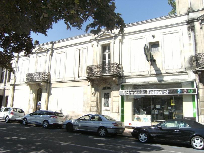 Maison, 4 - 6 rue Élysée Mousnier (15 juillet 2015)