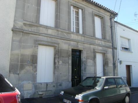 Maison, 6 rue Duret (23 juillet 2015)