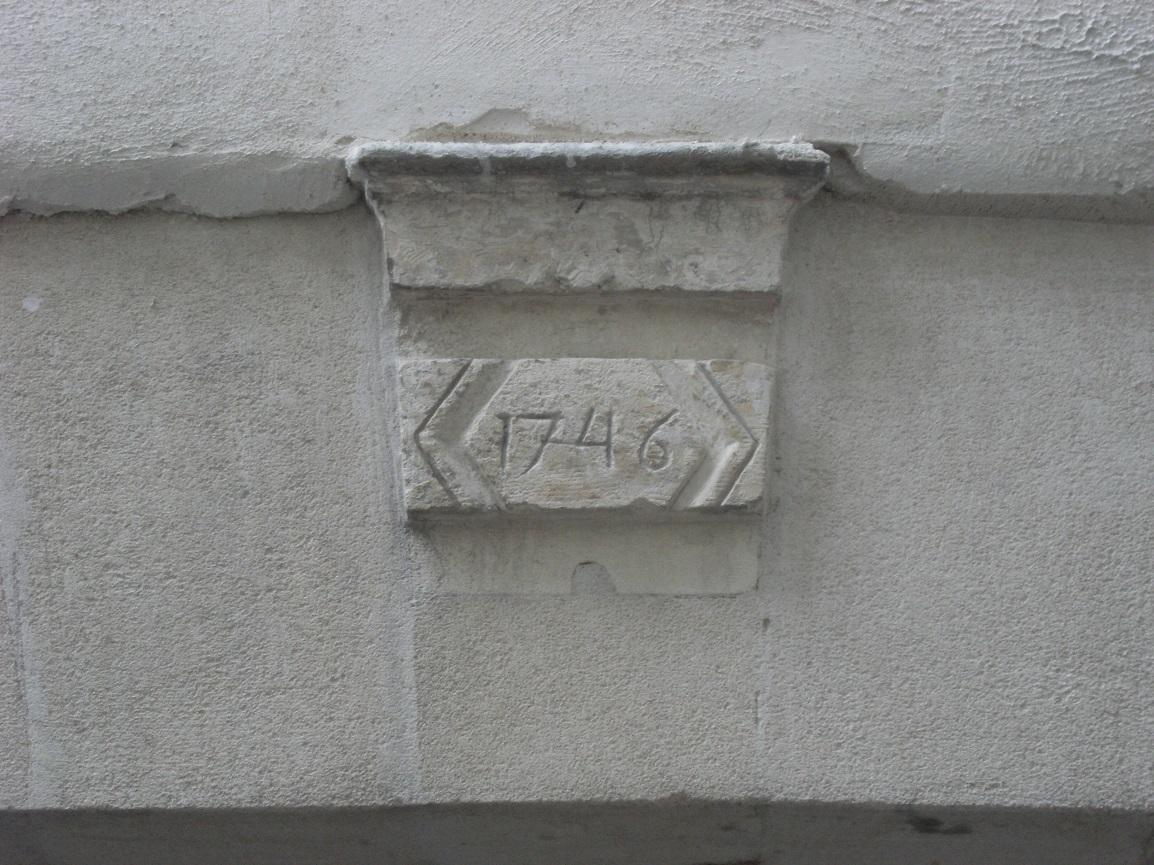 Maison de Drapier, 2 rue du Palais (21 juillet 2015)