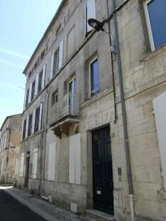 Maison jumelée, 29 rue du Prieuré (6 août 2015)