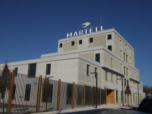 Place Edourd Martell - Martell (12 novembre 2015)