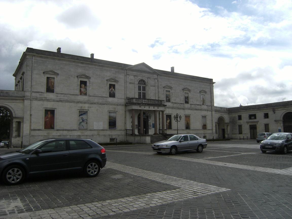 Musée - boulevard Denfert-Rochereau (20 juillet 2015)