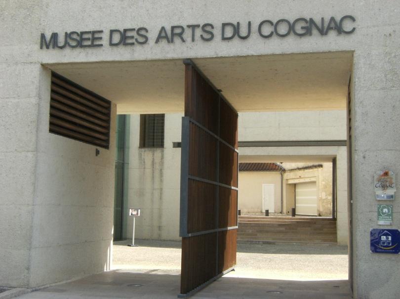 Musée des Arts du cognac (17 juillet 2015)