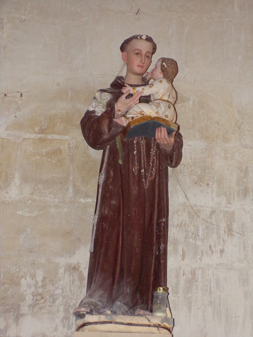 Pérignac - L'église Saint-Pierre - Saint-Antoine de Padoue (25 juin 2018)