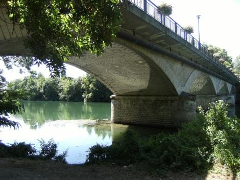 Pont de Crouin (6 août 2015)