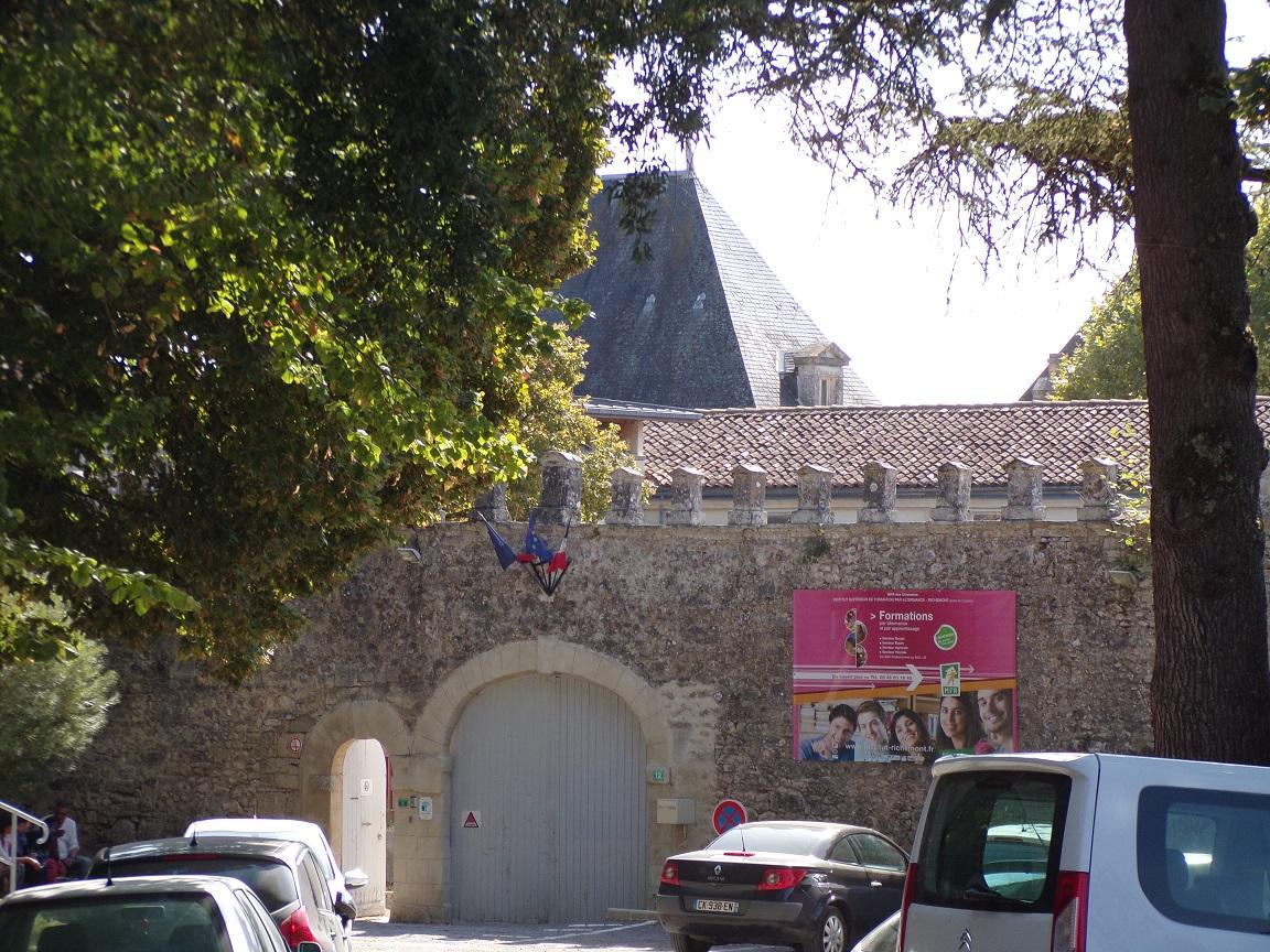 Cherves-Richemont - L'ancien Séminaire (8 septembre 2016)