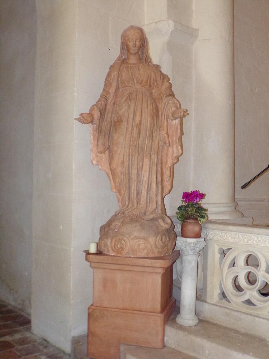 Cherves-Richemont - L'église Saint-Georges (18 septembre 2016)