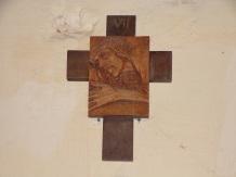 Cherves-Richemont - L'église Saint-Georges - Le chemin de croix (18 septembre 2016)