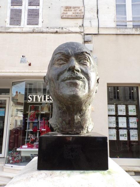 rue Neuve des Remparts - Jean Monnet (14 décembre 2020)