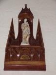 Saint-Laurent de Cognac - L'église Saint-Laurent - Au patron des charpentiers (31 mai 2018)