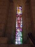 Saint-Même-les-Carrières - L'église Saint-Maxime - Un vitrail (8 septembre 2016)
