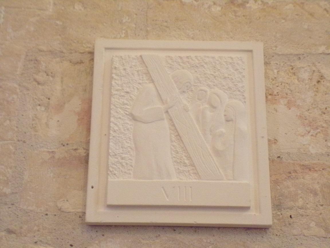Saint-Même-les-Carrières - L'église Saint-Maxime - Le chemin de croix (8 septembre 2016)