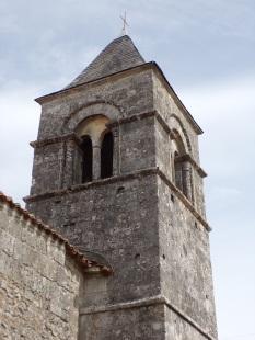Boutiers-Saint-Trojan - L'église Saint-Trojan (4 septembre 2016)