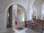 Dompierre-sur Charente - L'église Saint-Blaise (21 août 2019)