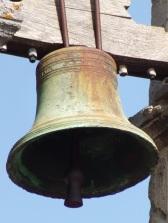 Le Seure - L'église Notre-Dame de l'Assomption - La cloche (29 juin 2019)