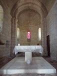 Le Seure - L'église Notre-Dame de l'Assomption - L'autel (29 juin 2019)