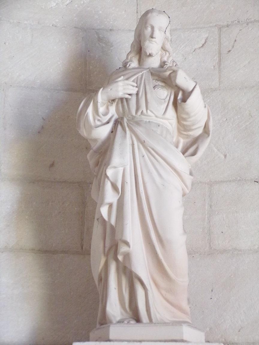 Thors - L'église Sainte-Madeleine - Sacré Coeur de Jésus (19 août 2019)