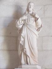 Thors - L'église Sainte-Madeleine (19 août 2019)