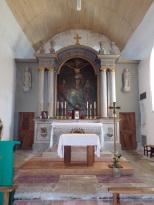 Cognac - L'église Saint-Martin - Le Choeur (19 janvier 2021)