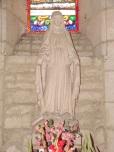 Thors - L'église Sainte-Madeleine - Notre Dame de Lourdes (19 août 2019)