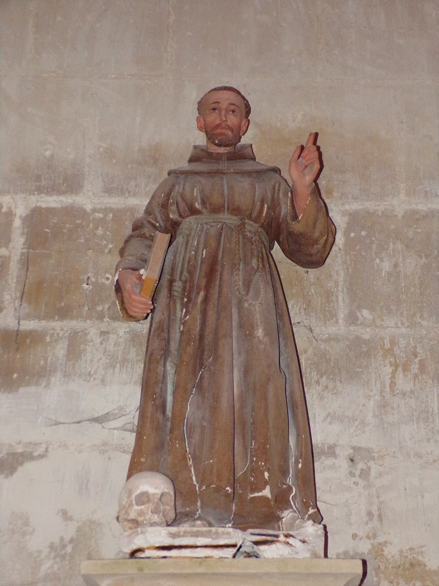 Pérignac - L'église Saint-Pierre - Saint-Antoine de Padoue (21 août 2019)