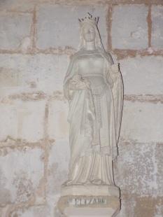 Pérignac - L'église Saint-Pierre - Sainte Elisabeth (21 août 2019)