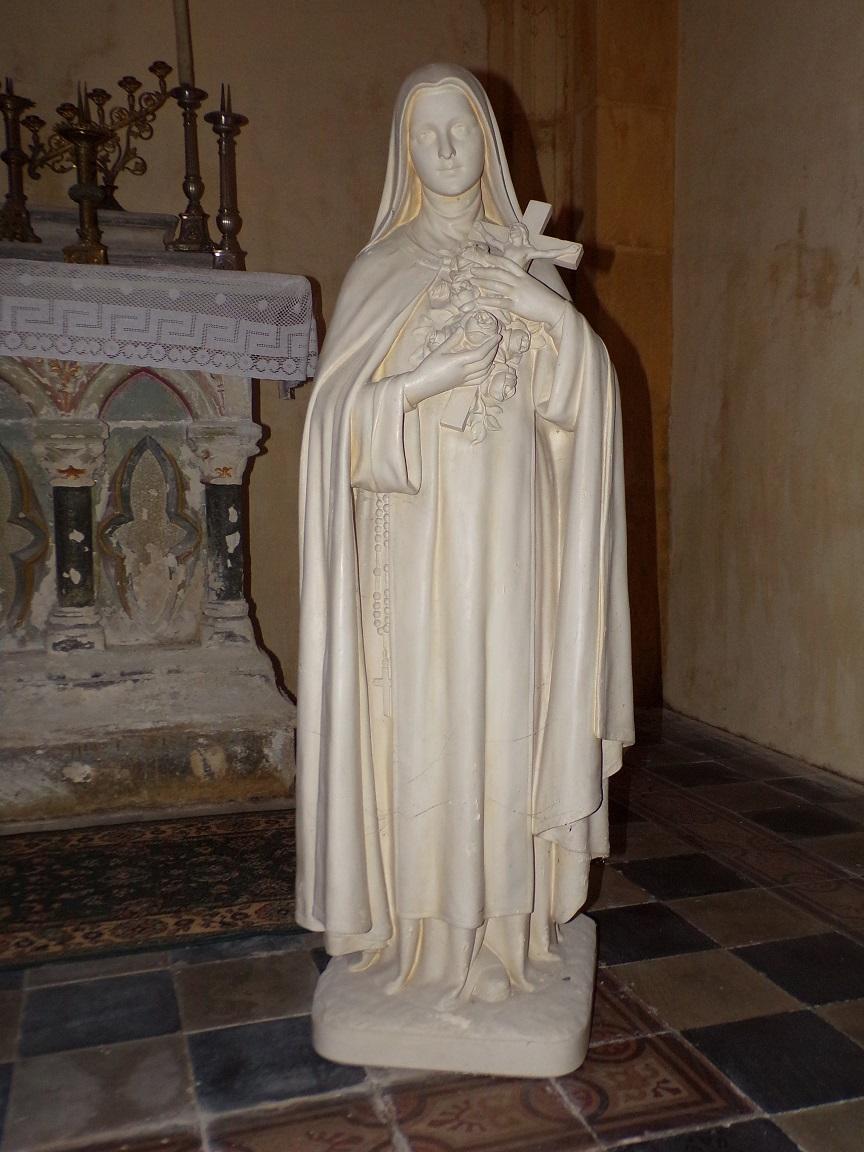 Angeac-Champagne - L'Eglise Saint-Vivien - Sainte Thérèse de Lisieux (13 mai 2019)