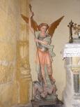 Angeac-Champagne - L'Eglise Saint-Vivien - Saint Michel Archange (13 mai 2019)
