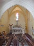 Angeac-Champagne - L'Eglise Saint-Vivien (13 mai 2019)