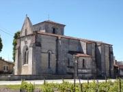 Angeac-Champagne – L'église Saint-Vivien (13 mai 2019)
